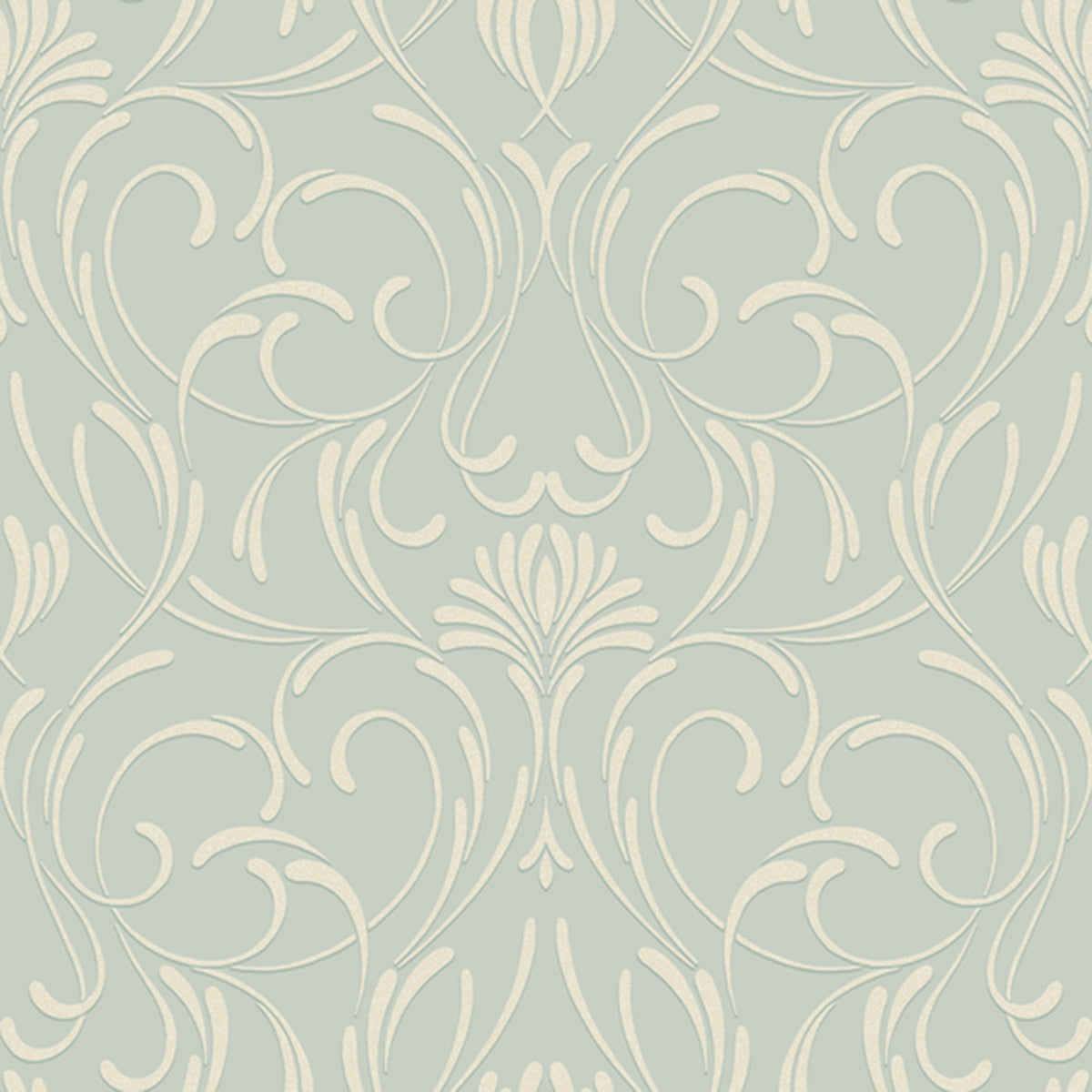 Candice Olson Decadence Amour Wallpaper in Blue