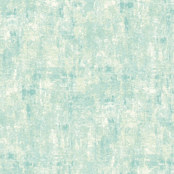 Sea Mist Texture Wallpaper - Teal