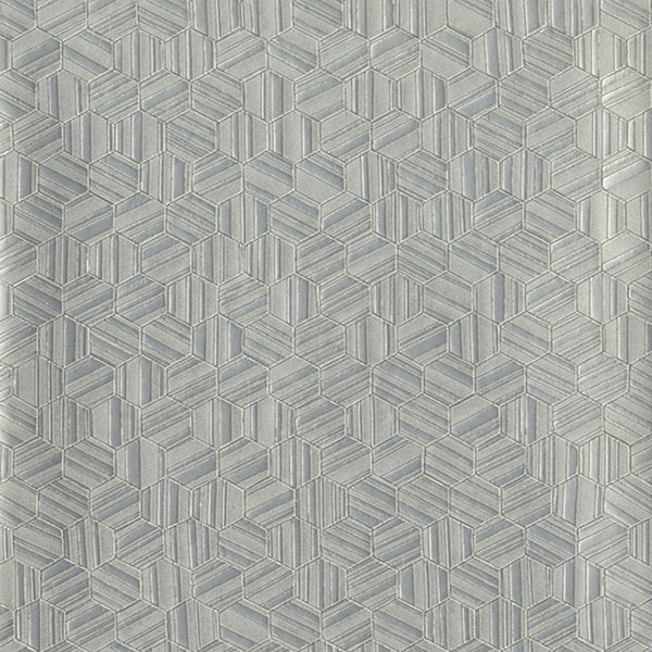 Modern Artisan Vanguard Wallpaper in Creme/beige