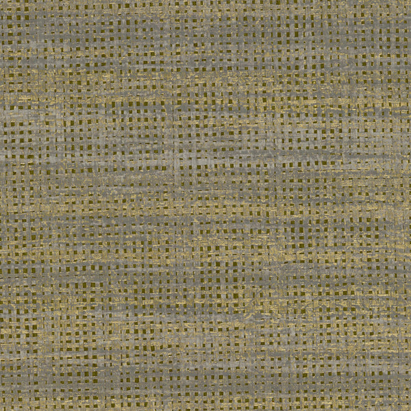 Candice Olson Alchemy Wallpaper - Charcoal,Gold