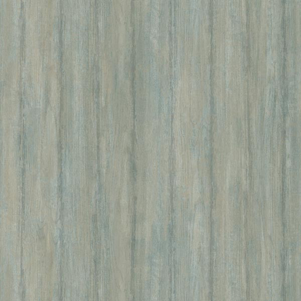 Chatham Teal Driftwood Panel Wallpaper