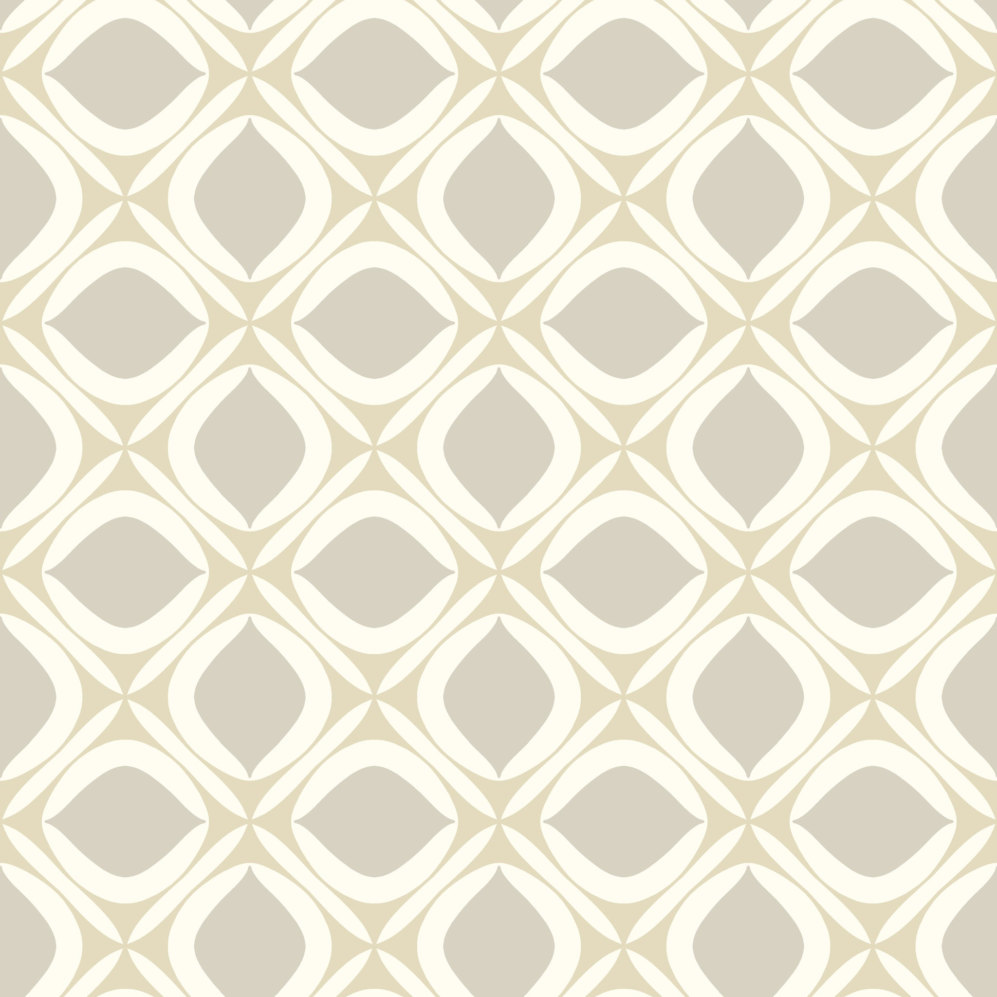 Pattern Play Foxy Wallpaper