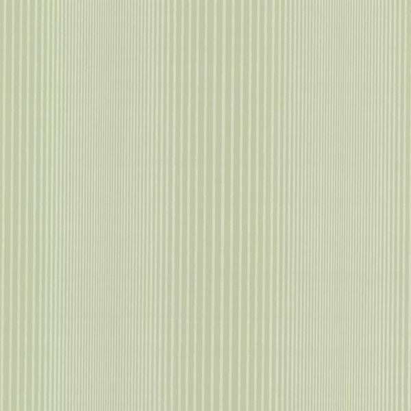 Alpha Green Ombre Stripe Wallpaper