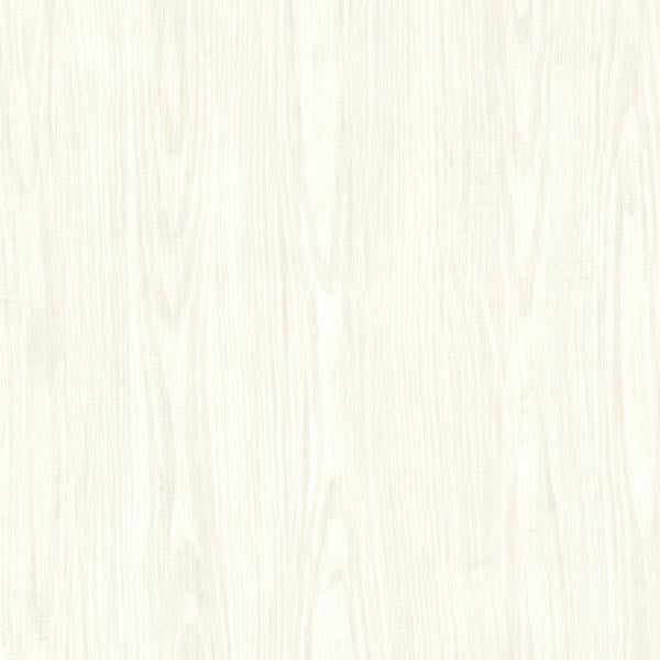 Tanice Ivory Faux Wood Texture Wallpaper