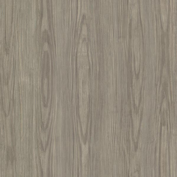 Tanice Brown Faux Wood Texture Wallpaper