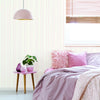 Dotty StripeWallpaper in Pink,Purple