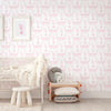 Alpaca PackWallpaper in Pink