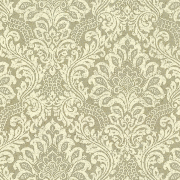 Organic Cork Prints Secret Garden Wallpaper