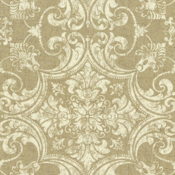 Organic Cork Prints Regency Wallpaper