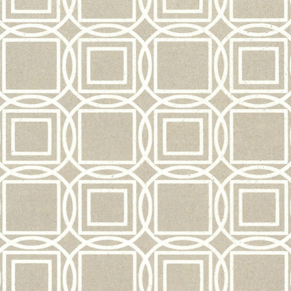 Organic Cork Prints Labyrinth Wallpaper