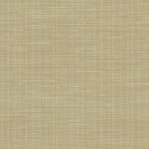 Kent Beige Faux Grasscloth Wallpaper