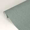 Vanora Green Linen Wallpaper