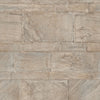 Beige Sandstone Wall Peel and Stick Wallpaper