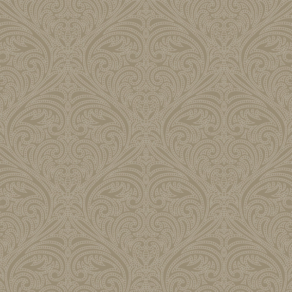 Romance Damask Wallpaper