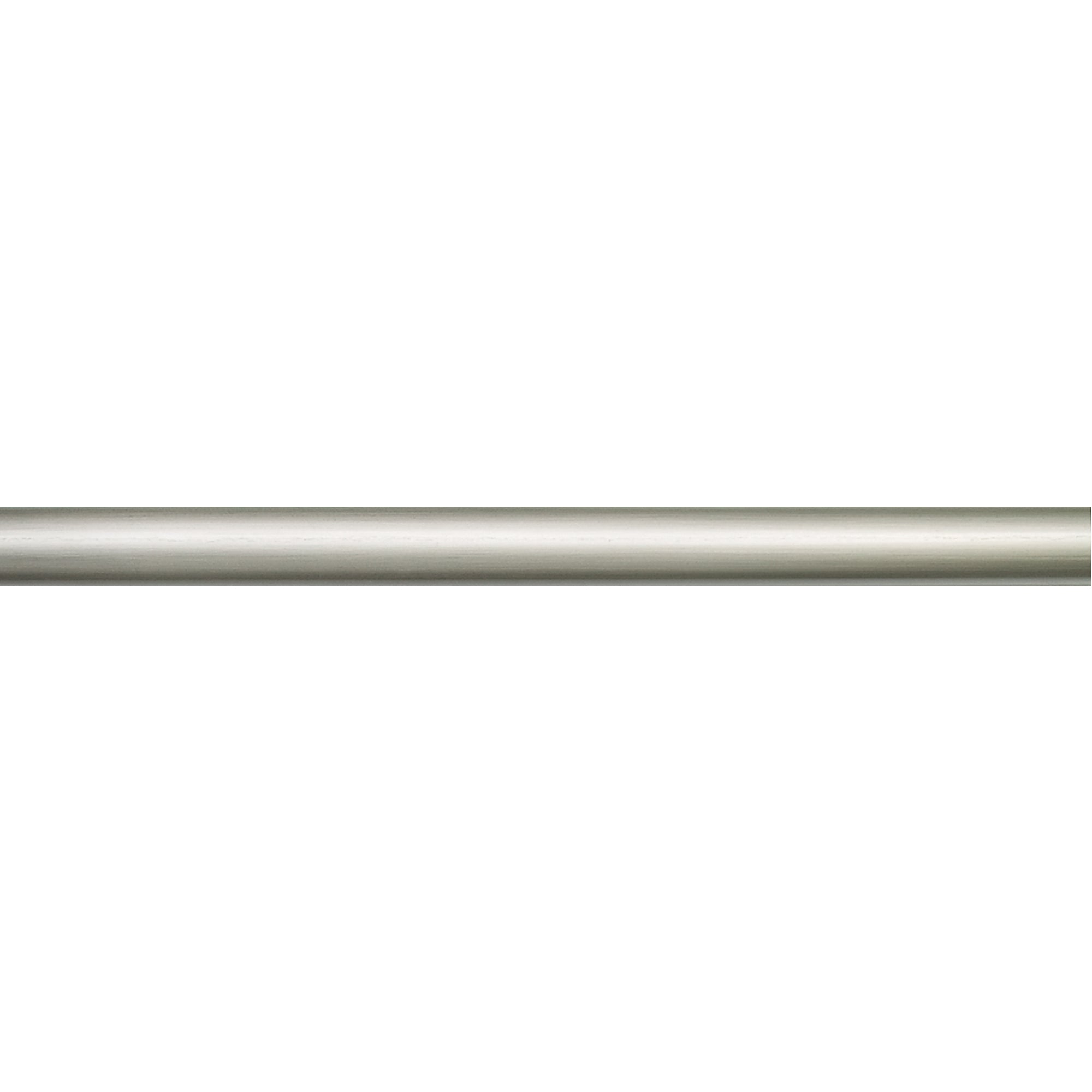 Metal Rod 8' - Antique Pewter