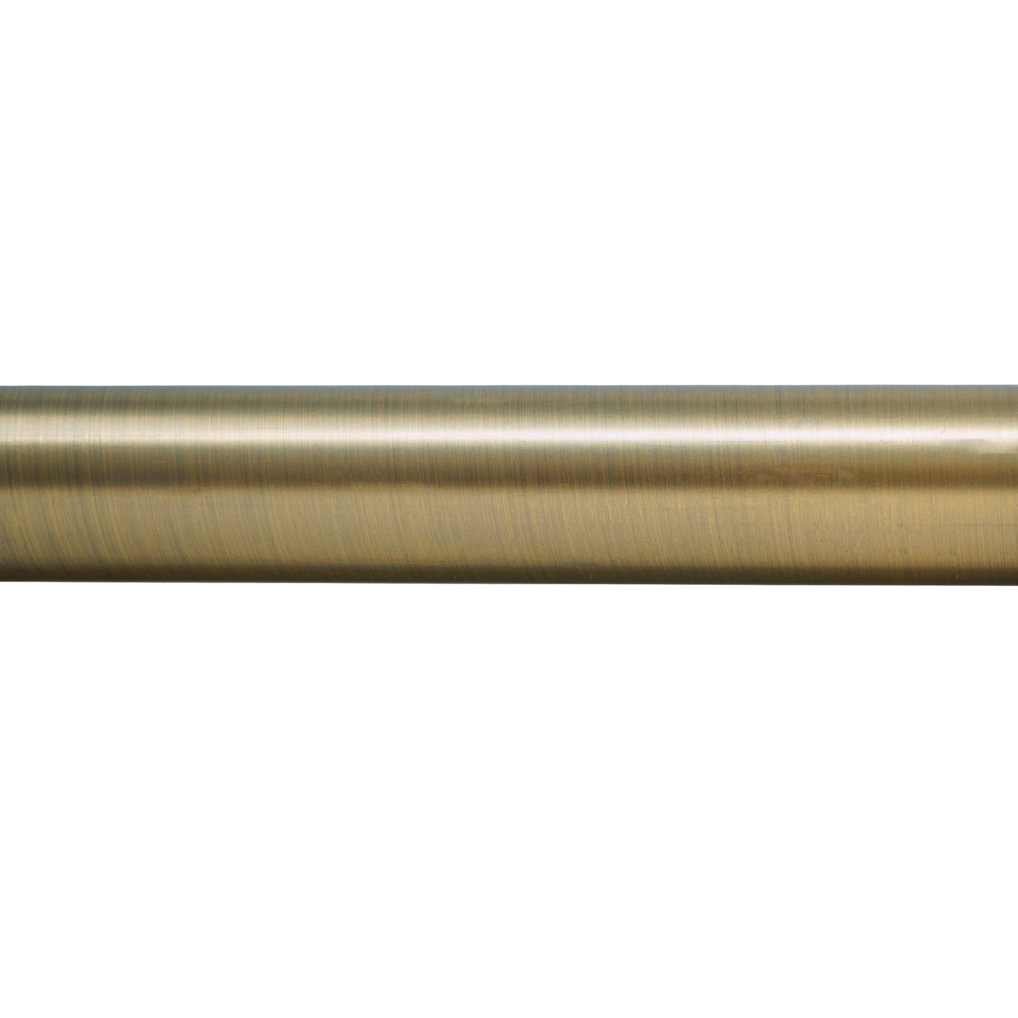 Metal Rod 8' - Antique Brass Finish