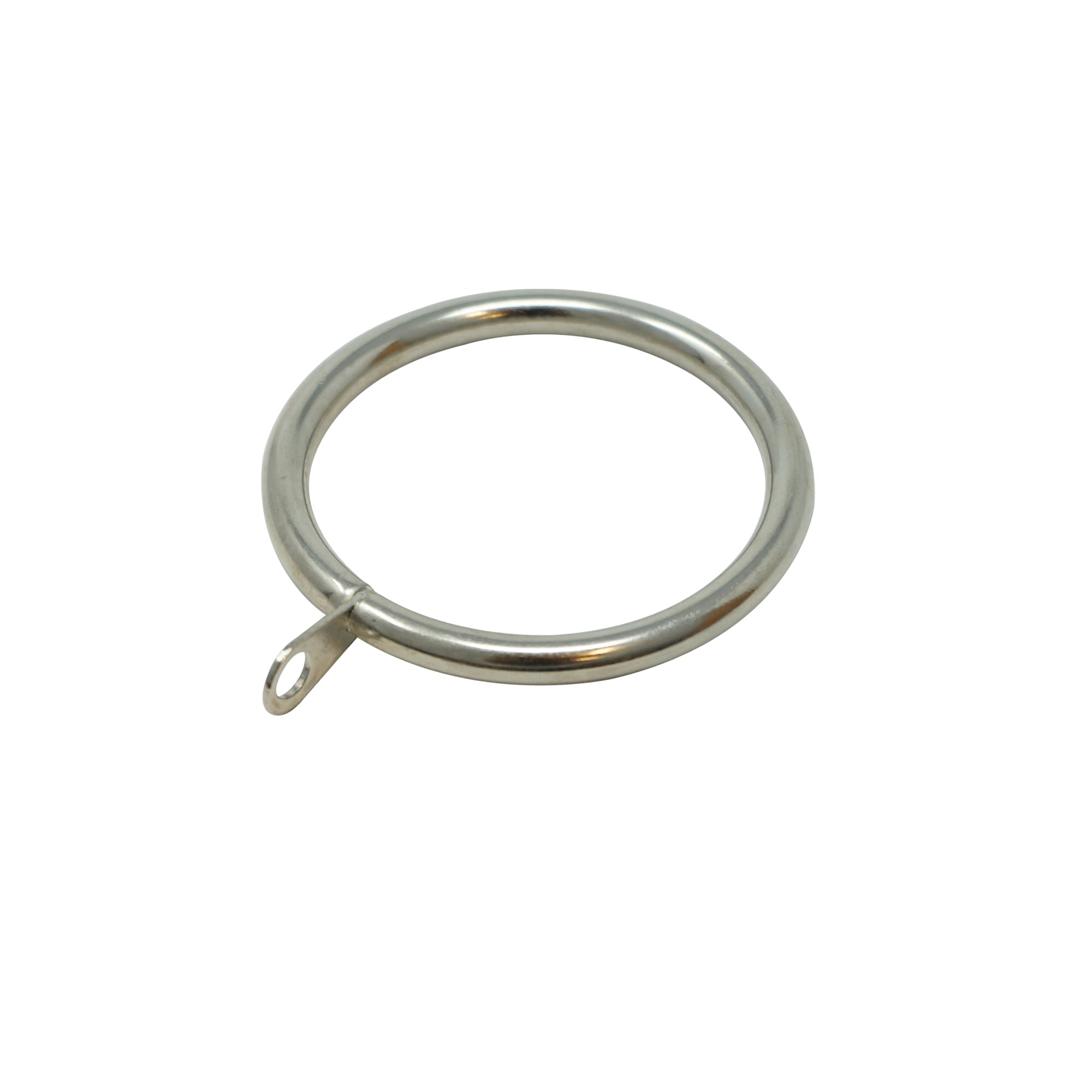 Metal Ring  Brushed Nickel