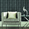 Snake Skin Grey/Black Peel & Stick Wallpaper