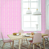 Snake Skin White/Pink Peel & Stick Wallpaper