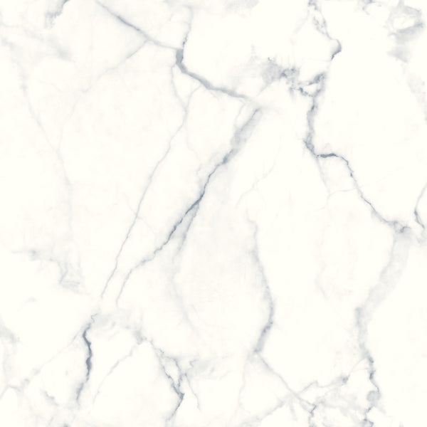 Carrara Marble Peel & Stick Wallpaper