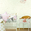 Twinkle Little Star Gold Peel & Stick Wallpaper