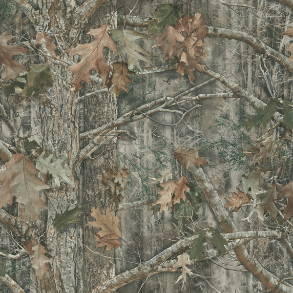 Kanati Camo Peel & Stick Wallpaper