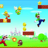 Mario Scene Peel & Stick Wallpaper Border