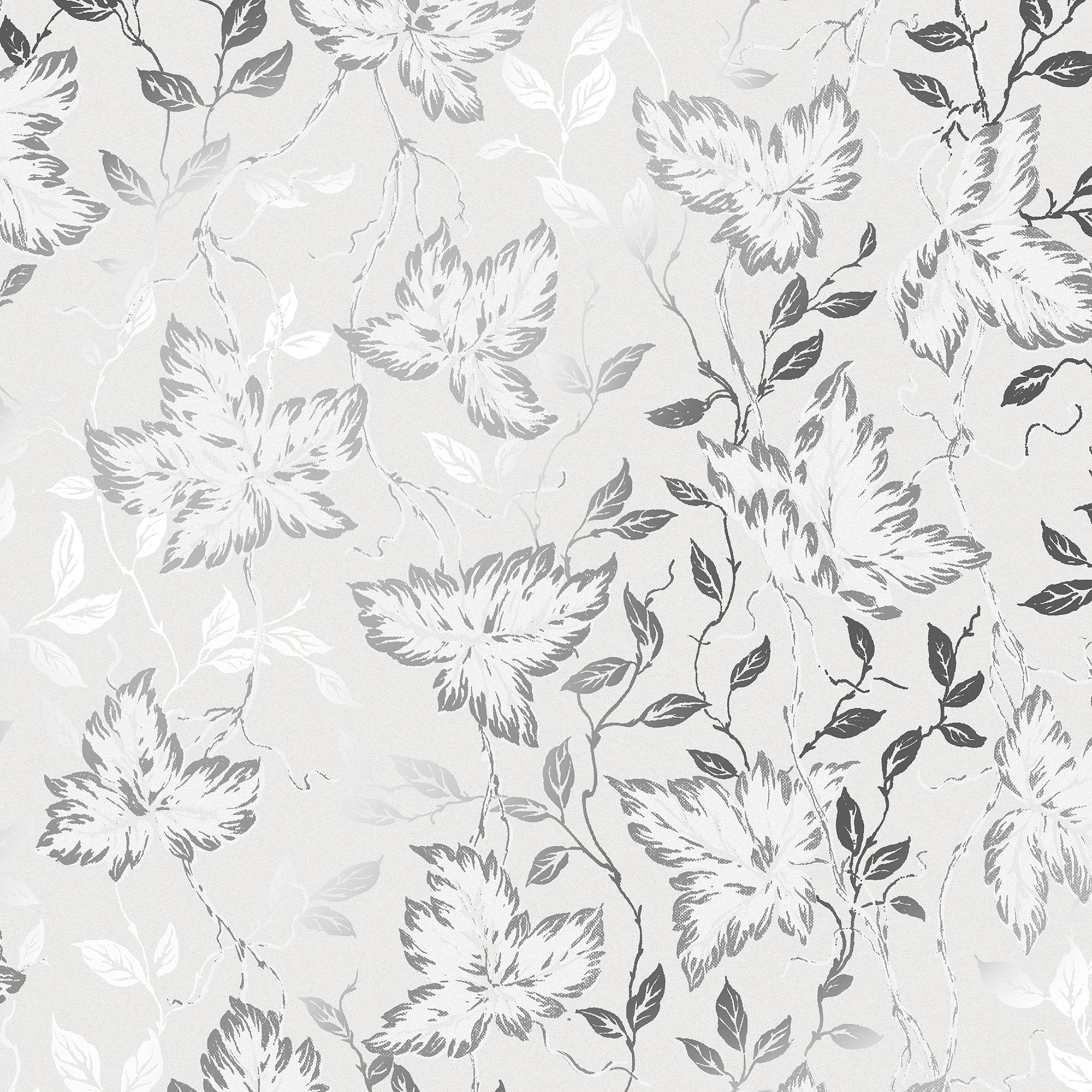 Greta Eggshell Trail Wallpaper