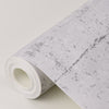 White Urban Concrete Self Adhesive Wallpaper