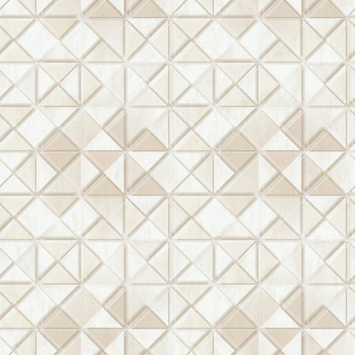 Dream On Mesmerize Wallpaper in Creme/beige