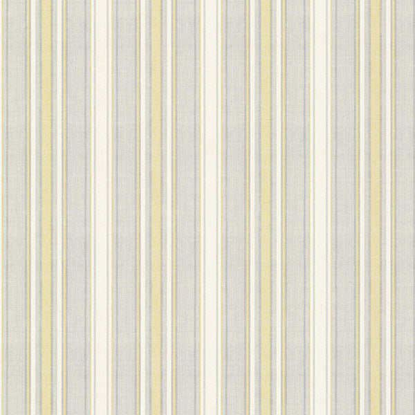 Ellsworth Butter Sunny Stripe Wallpaper