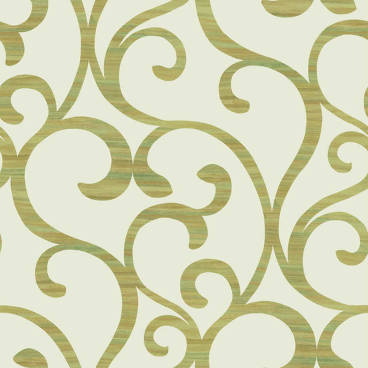 Dazzling Dimensions Dazzling Coil Wallpaper in Brown