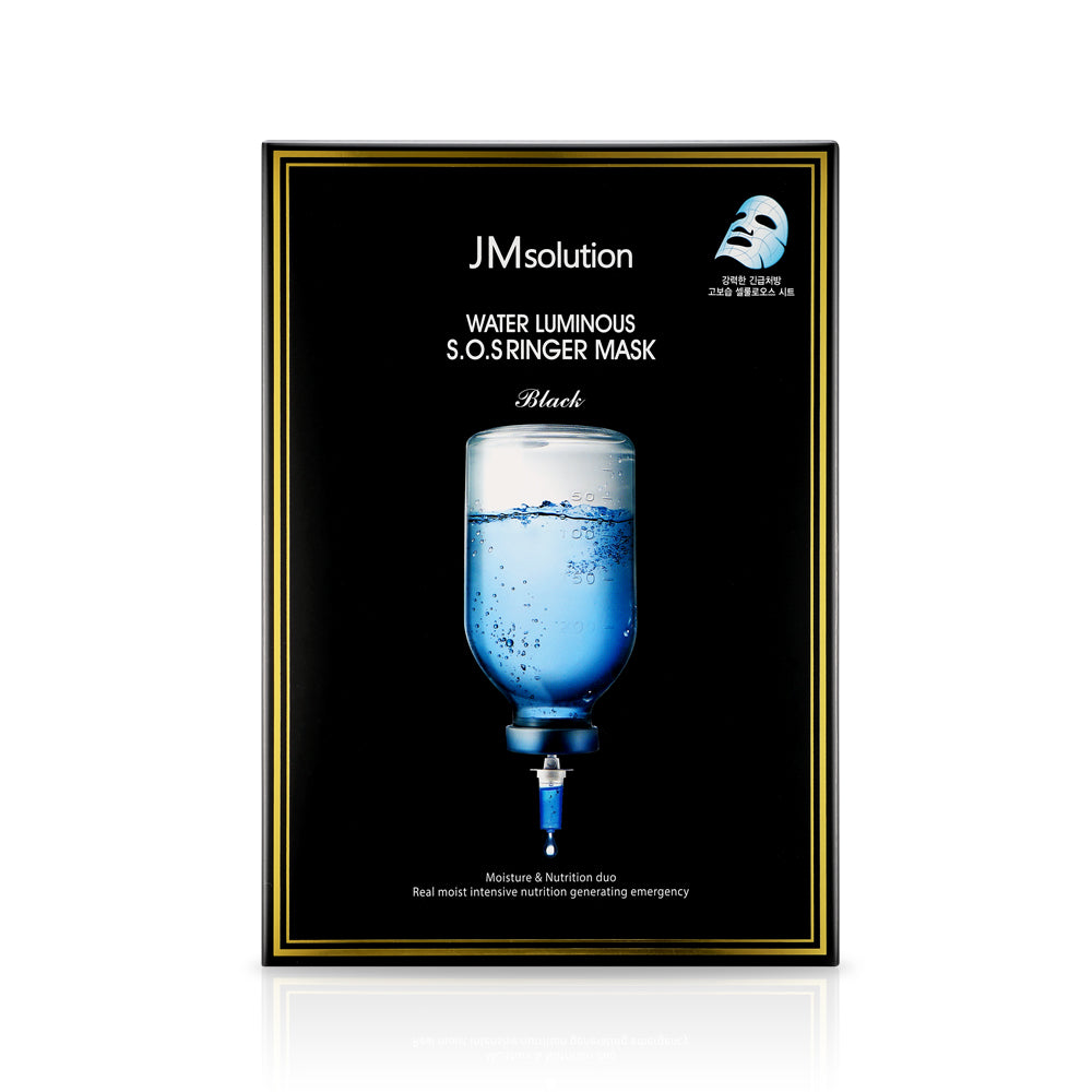 JM Solution Water Luminous S.O.S Ringer Mask 30ml*10ea