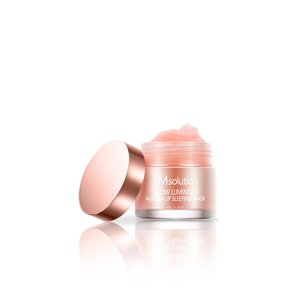 GLOW LUMINOUS AURORA LIP SLEEPING MASK