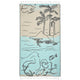 Island Turkish Beach Towel