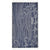 Cacala Turkish Towel Sea Horse Style Navy Color Back Side