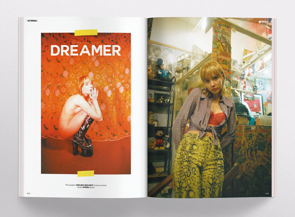 Issue 17 Printed Magazine 'Too Fast For Love' SOLD OUT