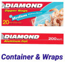 Containers & Wraps