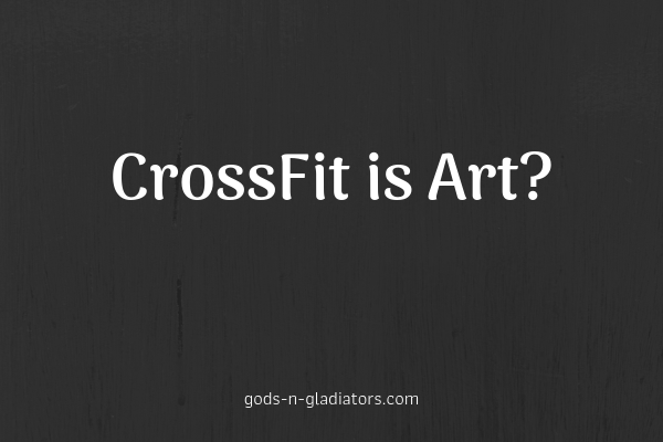 CrossFit is Art? How this Rochester Printed Shirt Business Owner Gets Creativity for Design