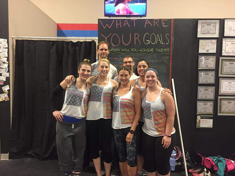 Ways the CrossFit Community Has Helped this Small Business Owner Grow His Printed Shirts in Rochester