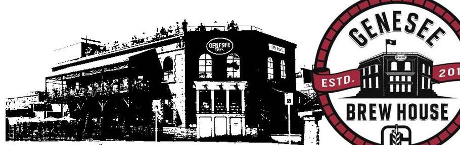 The Genesee Brewery in Rochester, NY