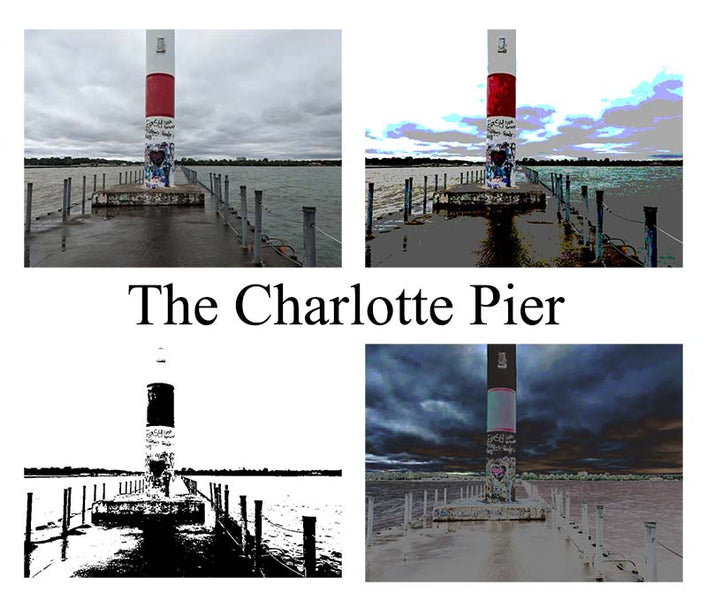 The Charlotte Pier: A Reminder of Rochester's Economic Past