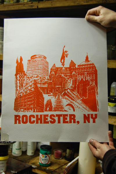Personal Work - The Rochester, NY T-Shirt