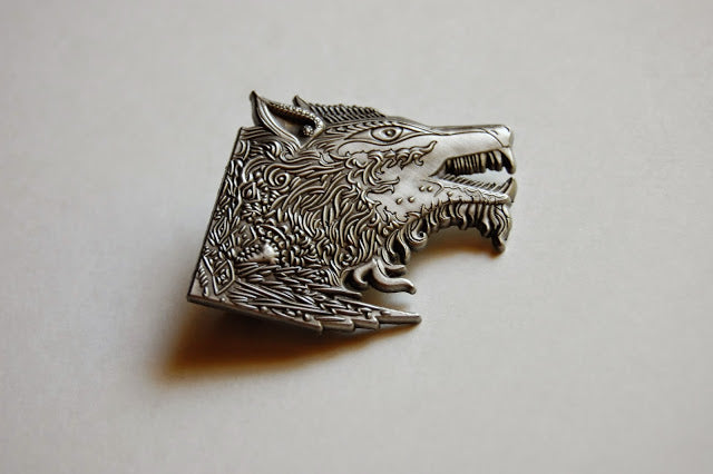 The Wolf Pin