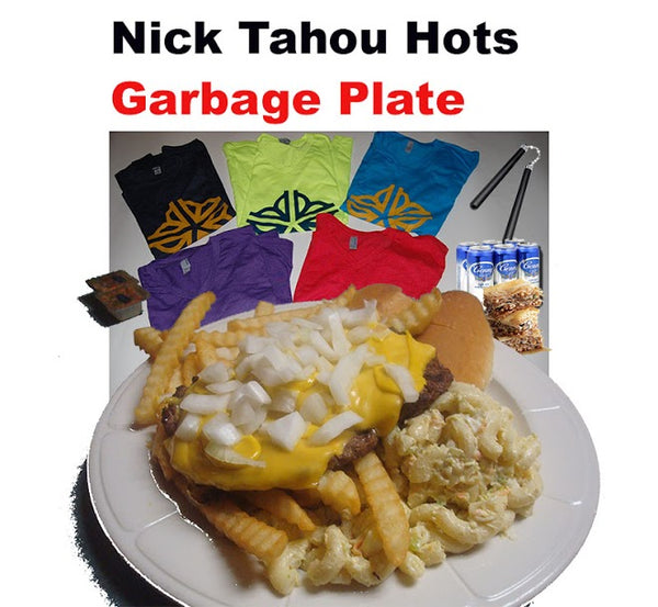 garbage plate rochester ny