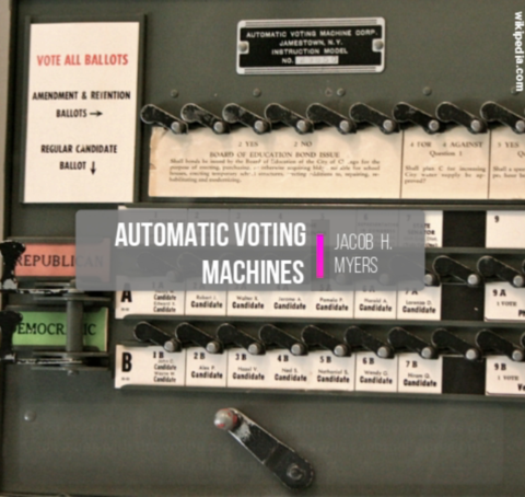 rochester ny automatic voting machine
