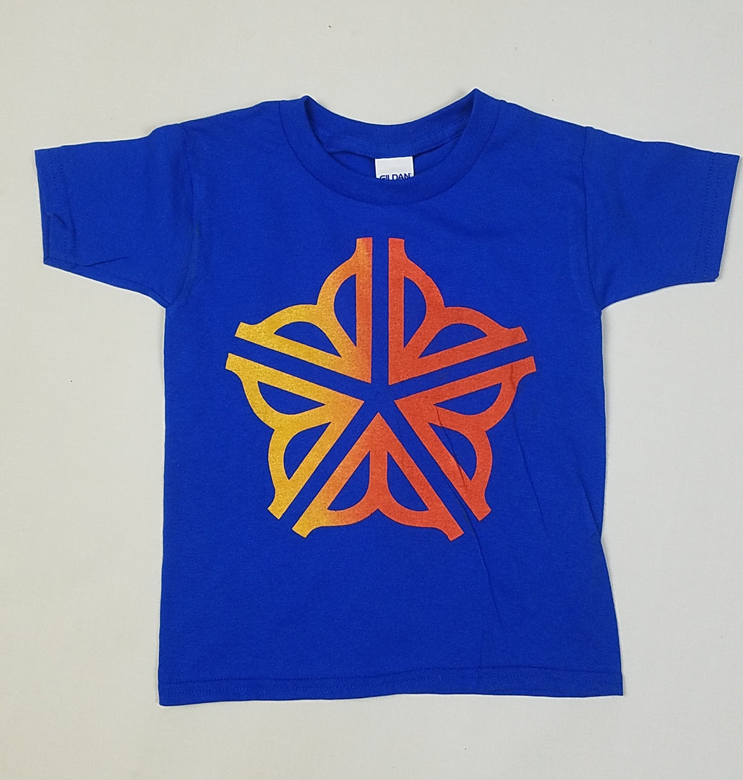Toddlers  Flower City Logo T-shirt