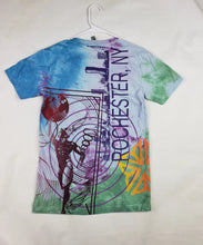 """Mt.Hope Cemetery"" Monoprint Size: X-Small T-Shirt"