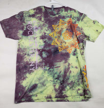 """The Sky Screams"" Monoprint Size: XL T-Shirt"