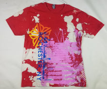 """4 Life"" Monoprint Size: Large T-Shirt"